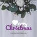 Merry Christmas mit Mistelzweig