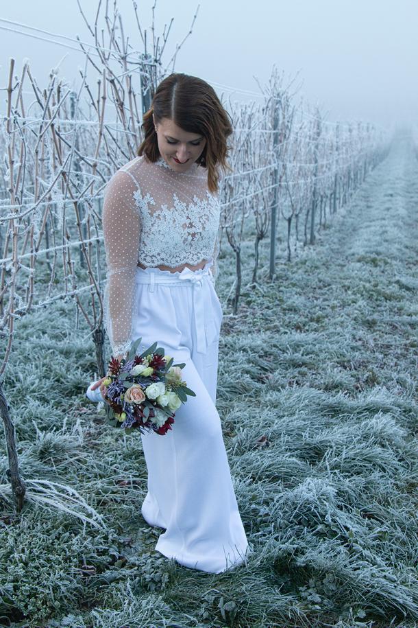 Brautmode - Zweiteiler