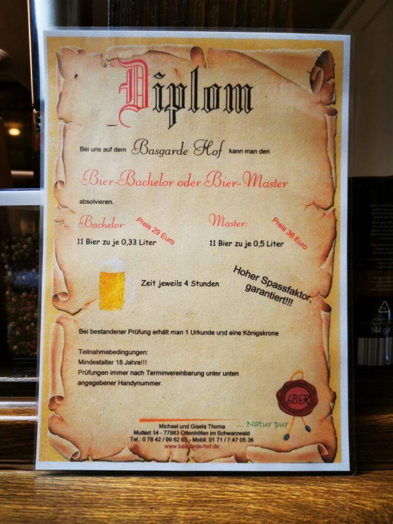 Bier Diplom