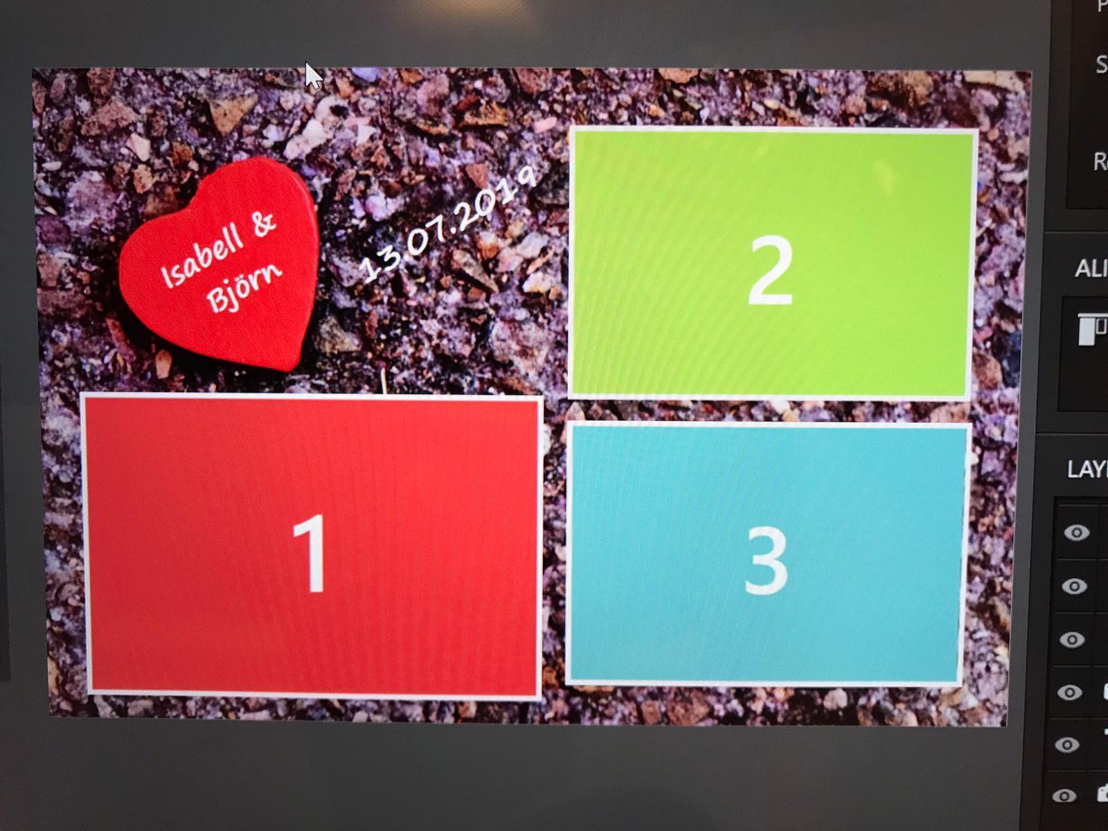 Beispiel Fotoboxdruck Hochzeit