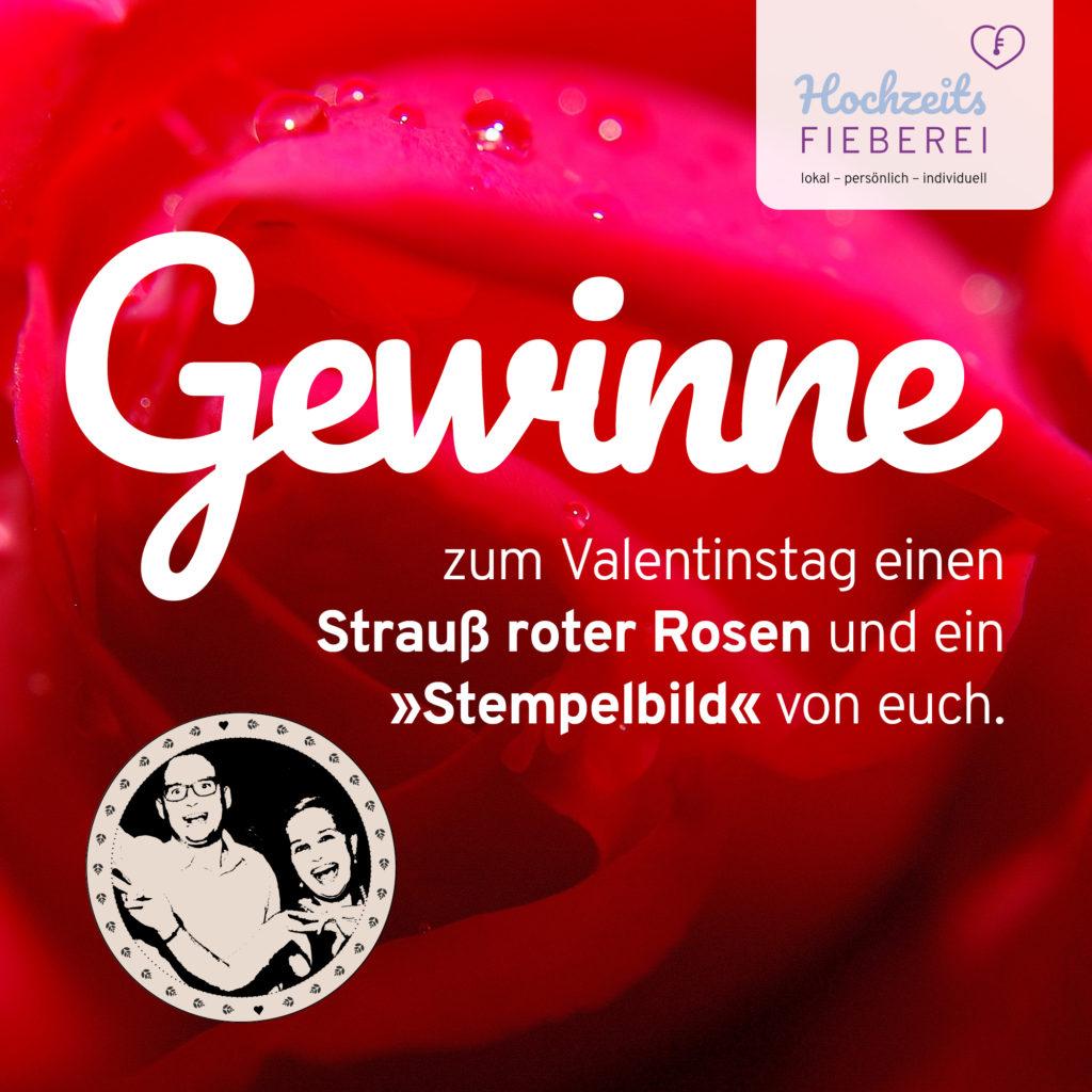 Valentinstag Gewinnspiel Post