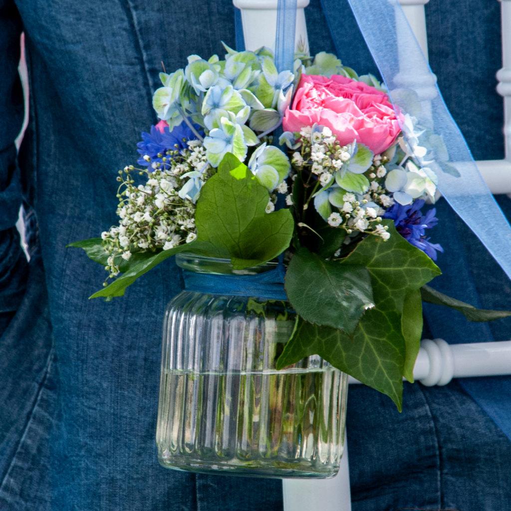 Blumendeko Freie Trauung