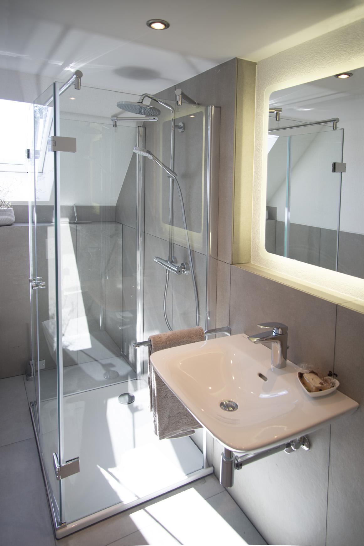 Badezimmer Honeymoon-Suite
