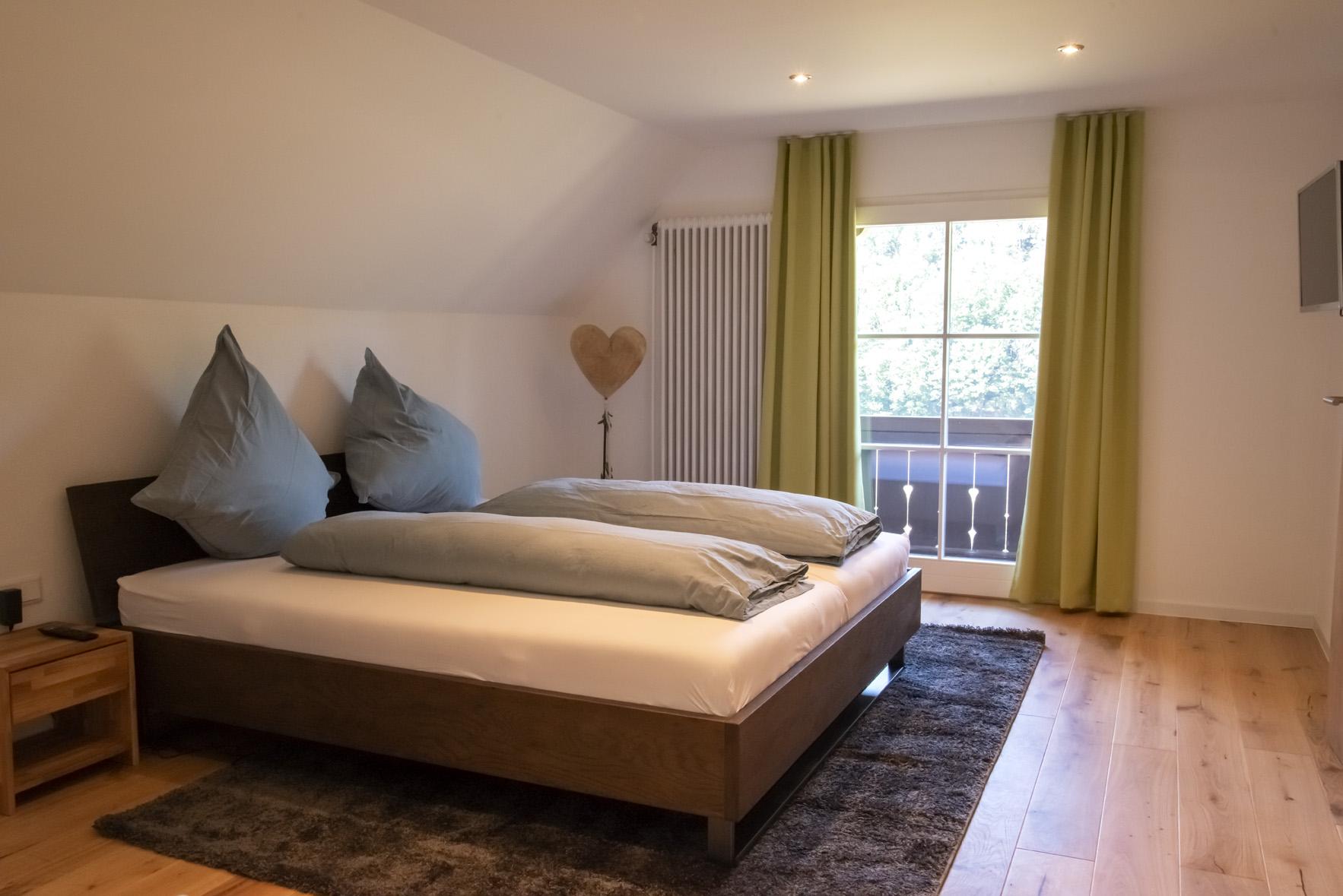 Schlafzimmer Honeymoon-Suite