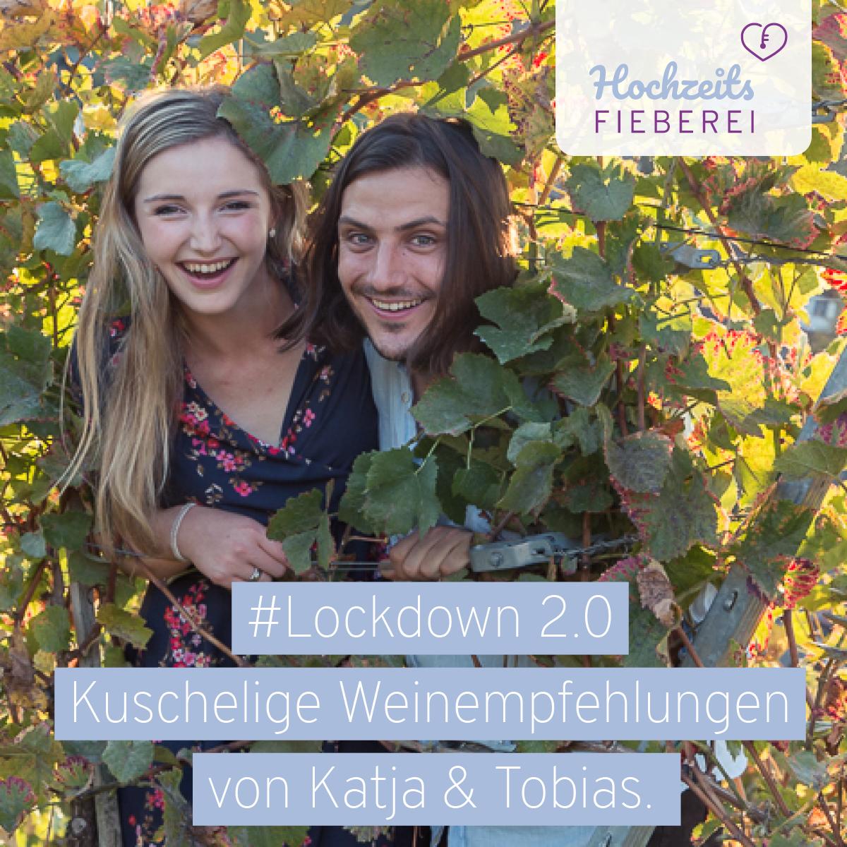 Weinempfehlung Katja & Tobias