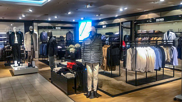 Herren-Mode Modehaus Zinser